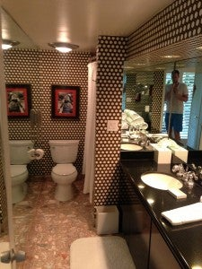 Main bathroom