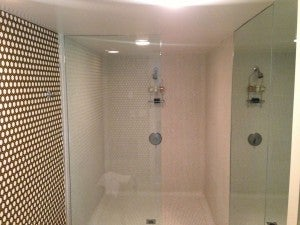 Mega shower