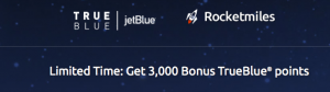 The hotel search engine RocketMiles has now partnered with JetBlue.