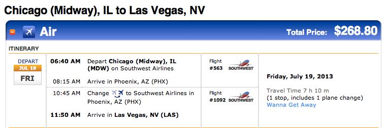 can you book southwest flights through ultimate rewards travel rh thepointsguy com flight chicago to las vegas jan 16 flight chicago to las vegas price