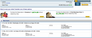 For a comparable award on United, you'd need 25,000 miles per ticket.