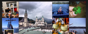 Check out our winner's Intagram page to see where he's been traveling lately - those Avios should come in handy!