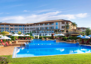 The St. Regis Mardavall Mallorca Resort.