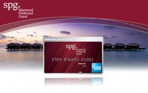 The SPG American Express is offering a 30K sign-up bonus currently.