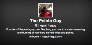 Following @thepointsguy on Twitter is the best way to stay updated on the hottest deals.