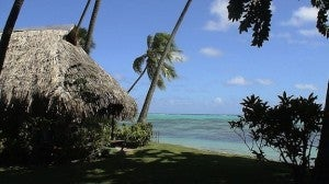Your Starpoints could get you to the tropical coastline of Tahiti.