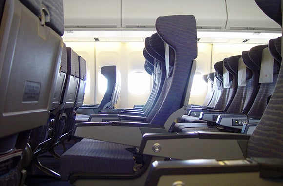 Image result for tight seats airplane
