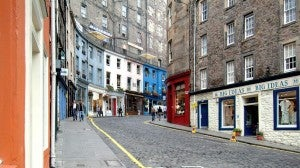 Take a stroll through the old town.