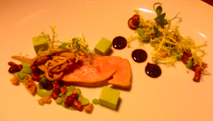 The first course at Volt