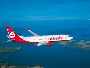Oneworld partner, Air Berlin has a large presence in Mallorca.