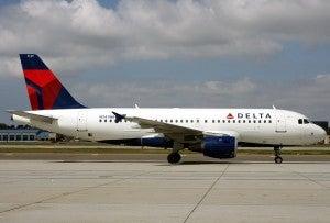 Delta's A319's lack legroom and AVOD.