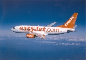 easyJet has a large presence at Marco Polo Airport.