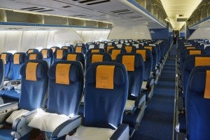 KLM's Economy Comfort is a decent option for me, even for long-hauls.
