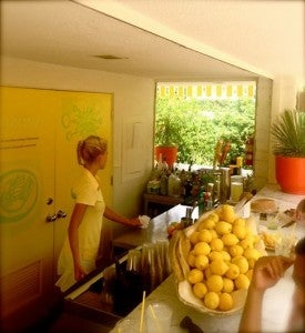 Mister Parker's Lemonade Stand