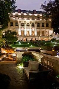The Park Hyatt Palacio Duhau in Buenos Aires is my all-time favorite Hyatt.