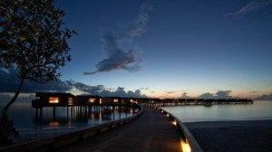 The Park Hyatt Maldives is my dream Hyatt destination.