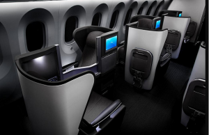 BA has Club World (Business class) in a 2/2/2 configuration, but with only 20 inches of width vs 25 inches on the 747