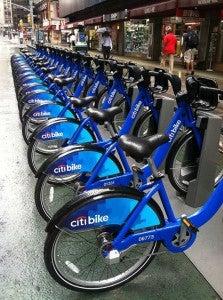Citi Bike Bikeshare