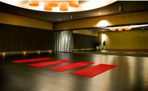 Guest at the Hyatt Century City have access to Equinox Fitness.
