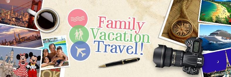 Family Vacation Travel
