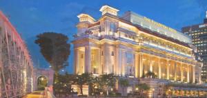 Fullerton Hotel Singapore