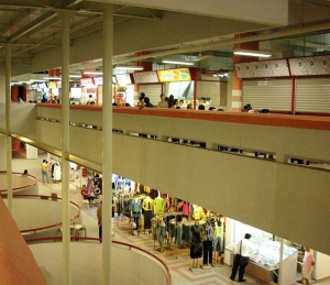 A hawker center is a great way to get a sampling of local specialties.