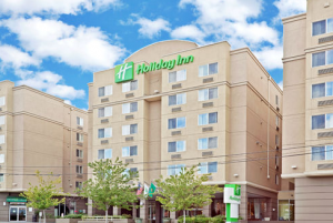 The Holiday Inn Seattle is included in the sale with 75% off.