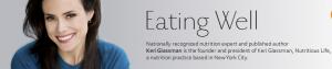 Nutritionist Keri Glassman wrote a blog for J.W. Marriott.