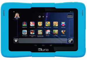 Kurio has a selection of tablets that are child-friendly.