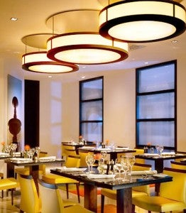 Steakhouse Grill 93 at the Marriott Munich Hotel
