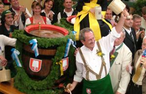There's nowhere better to celebrate Oktoberfest than Munich.