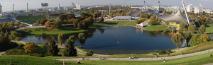 Once the venue for the 1972 Games, Olympiapark now hosts everything from bungee jumping to rock concerts.