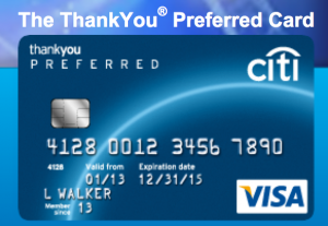 Citi Thank You Preferred