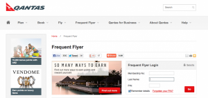 Want to join Qantas Frequent Flyer? It could cost you.