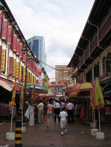 The bustling markets of Chinatown are a favorite for foodies and history buffs alike.