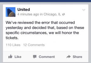 United Tweet