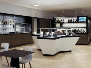 Lounge Club members can also hang out at the SkyTeam Lounge in Zurich.