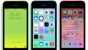 Making calls, such as on the new iPhone 5c, is under the regulation of the Federal Communications Commission, not the FAA.