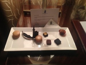 Welcome amenity