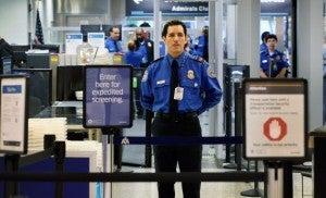 "TSA PreCheck isn't feeling so ""expedited"" lately. Photo by Joe Raedle/Getty Images"