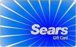 $250 Sear's Gift Card