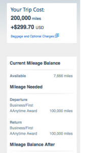 Taxes and fuel fees can greatly add to an international flight.