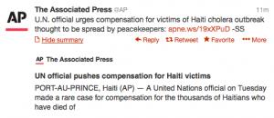 AP Haiti