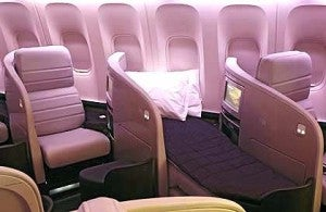 I'd love to try out Air New Zealand's business premier.