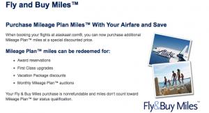 Alaska Fly Buy