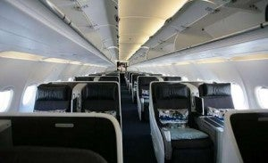"""British Aiways' Club World London City is described as """"like having your own private jet."""""""