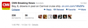 CNN Boy Drowns