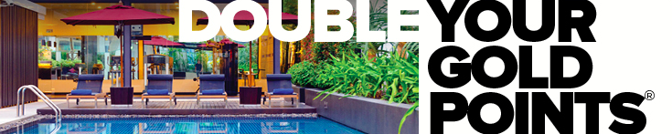 Club Carlson Double Gold Points