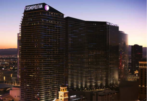 The Cosmopolitan in Las Vegas.
