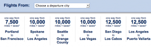 Destinations in the Alaska Airlines sale include San Francisco and Seattle.